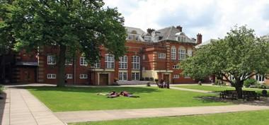 St Helens and St Katherines School in Abingdon, Oxfordshire