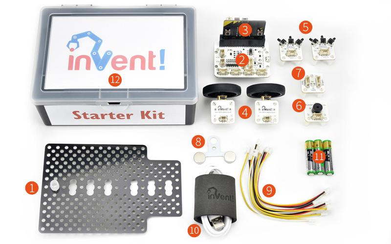 Starter Contents M